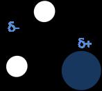 מודל של מולקולת BF2Cl