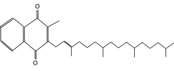 ויטמין K1 - תרגיל מסיסות של חומרים מולקולריים