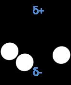 מודל של מולקולת PBr3